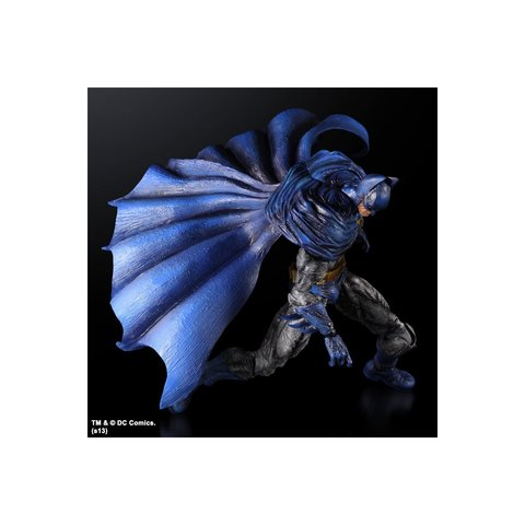 Arkham City Play Arts Kai Series 03 - Batman 1970 Skin