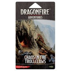 D&D – Dragonfire Adventures Board Game: The Trollclaws