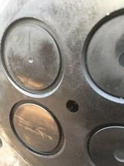 Блок цилиндров, картер двигателя МАН ТГА D2066 51011026449 51011026447