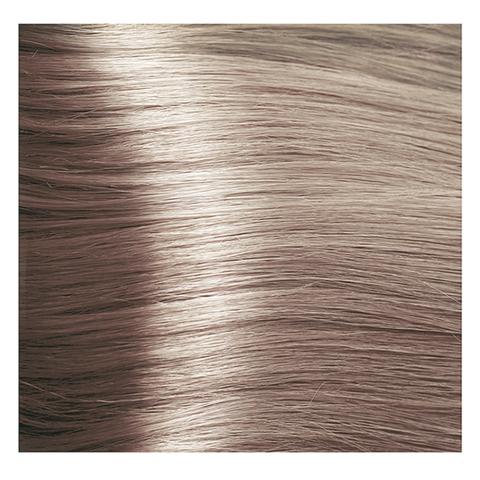 Крем краска для волос с гиалуроновой кислотой Kapous, 100 мл - HY 9.23  Очень светлый блондин перламутровый