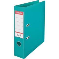 Папка-регистратор Esselte Power Solea 75 мм бирюзовая