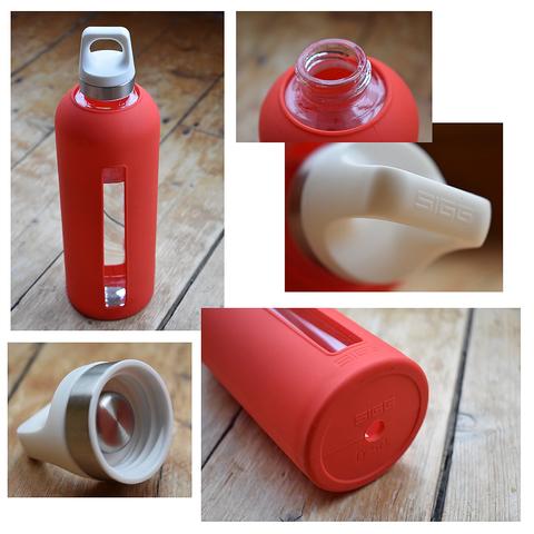 Бутылка Sigg Star Scarlet (0,85 литра), красная