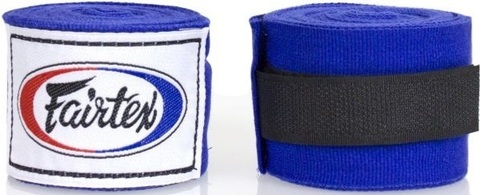 Бинты Fairtex Handwrap HW2 Blue 4.5м