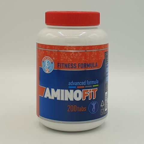 Аминокислотный комплекс AminoFit, Академия-Т, 200 табл