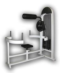 Тренажер для мышц шеи (64кг) PROFI.