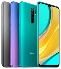 Смартфон Xiaomi Redmi 9 4/64GB Purple (Фиолетовый)