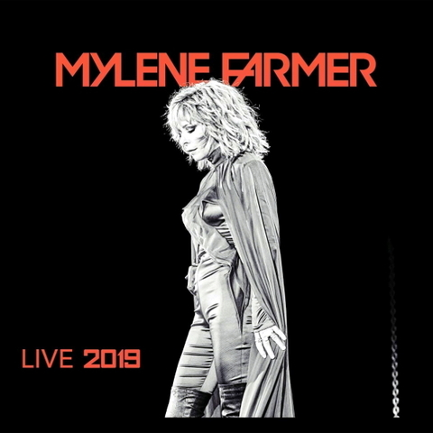 Mylene Farmer / Live 2019 (3LP)