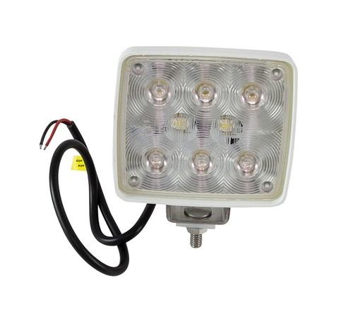 Прожектор палубный светодиодный, 8 диодов