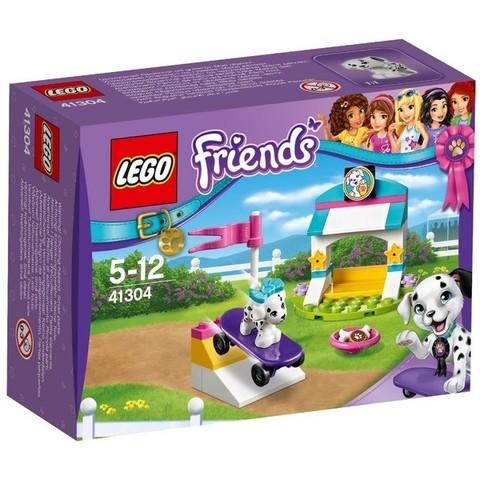 LEGO Friends: Выставка щенков: Скейт-парк 41304 — Puppy Treats — Лего Френдз Друзья Подружки