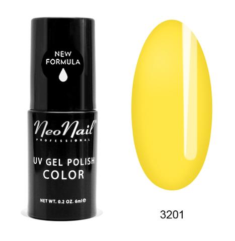 NeoNail Гель лак 7.2 мл Exotic Banana №3201-7