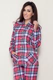 Клетчатая пижама из фланели B&B