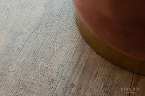 Клеевая виниловая плитка ПВХ Vinilam Dry Back 66777 Дуб Росток