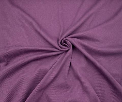 Кашкорсе  с лайкрой Фиолетовый 50*100 см