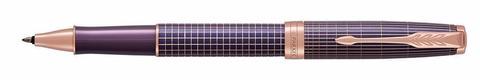 Ручка роллер Parker Sonnet Cisele Purple PGT123
