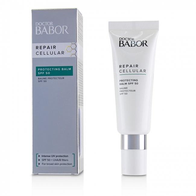 Солнцезащитный бальзам Protecting Balm SPF 50 Repair Cellular Doctor Babor 50ml