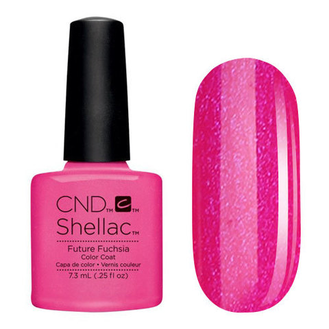 CND Shellac Future Fuchsia 7,3ml