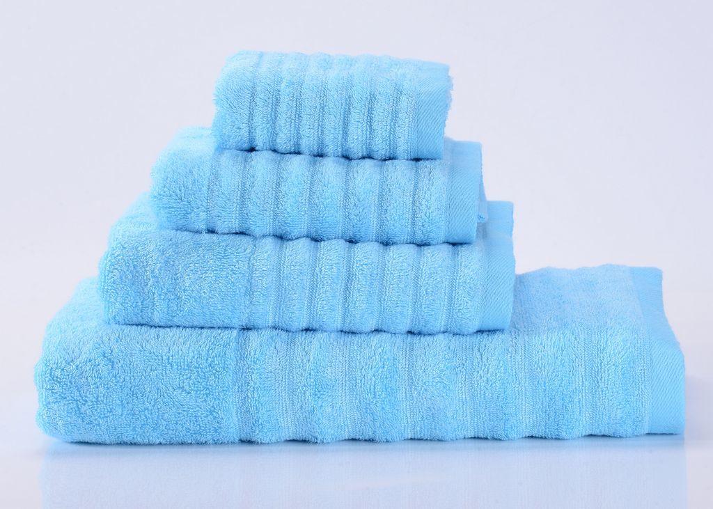 Полотенца Wellness-8 голубое махровое  полотенце Valtery 19387_wellness-8-polotentse-bannoe.jpg