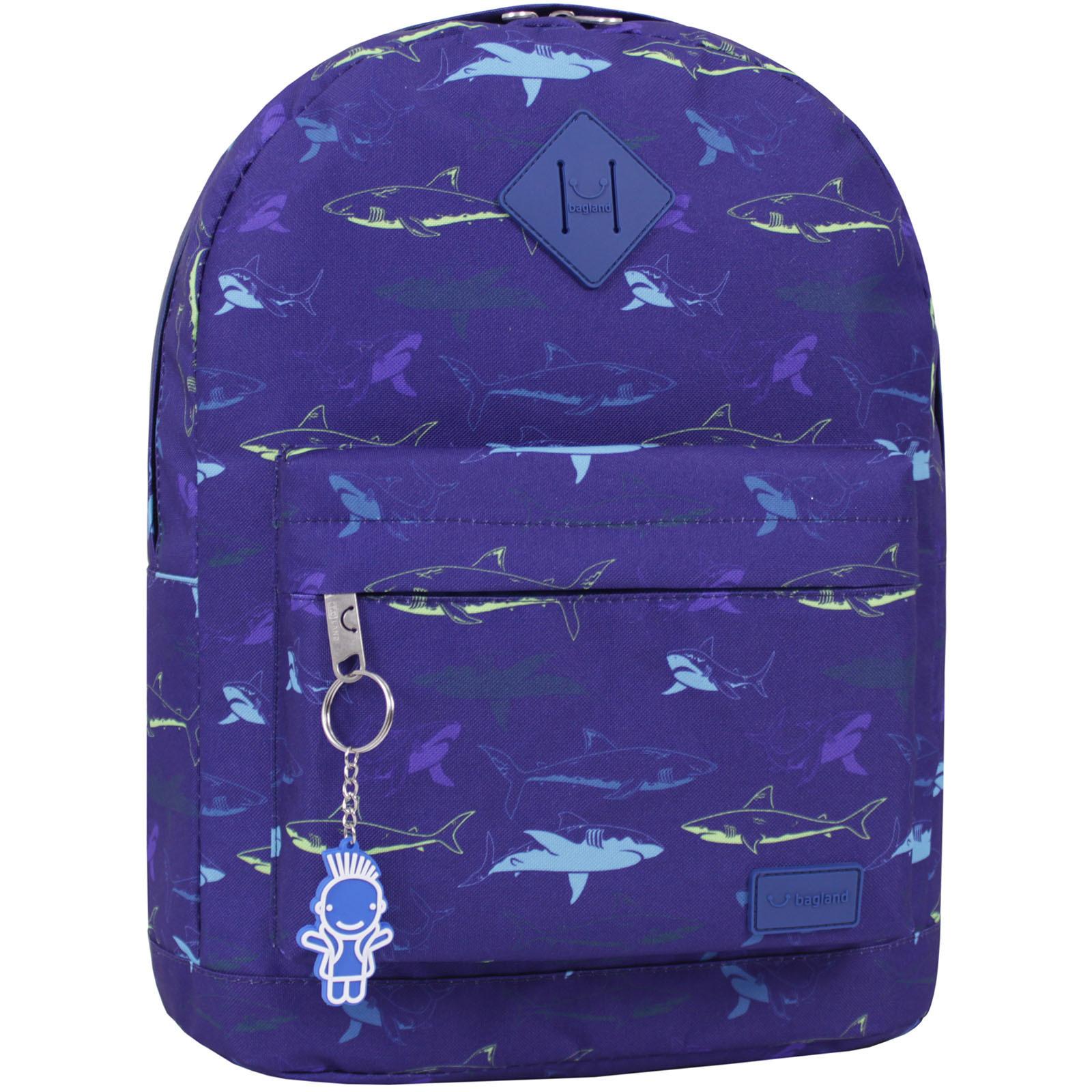 Молодежные рюкзаки Рюкзак Bagland Молодежный 17 л. сублимация 483 (00533664) IMG_9360_суб.483_.JPG
