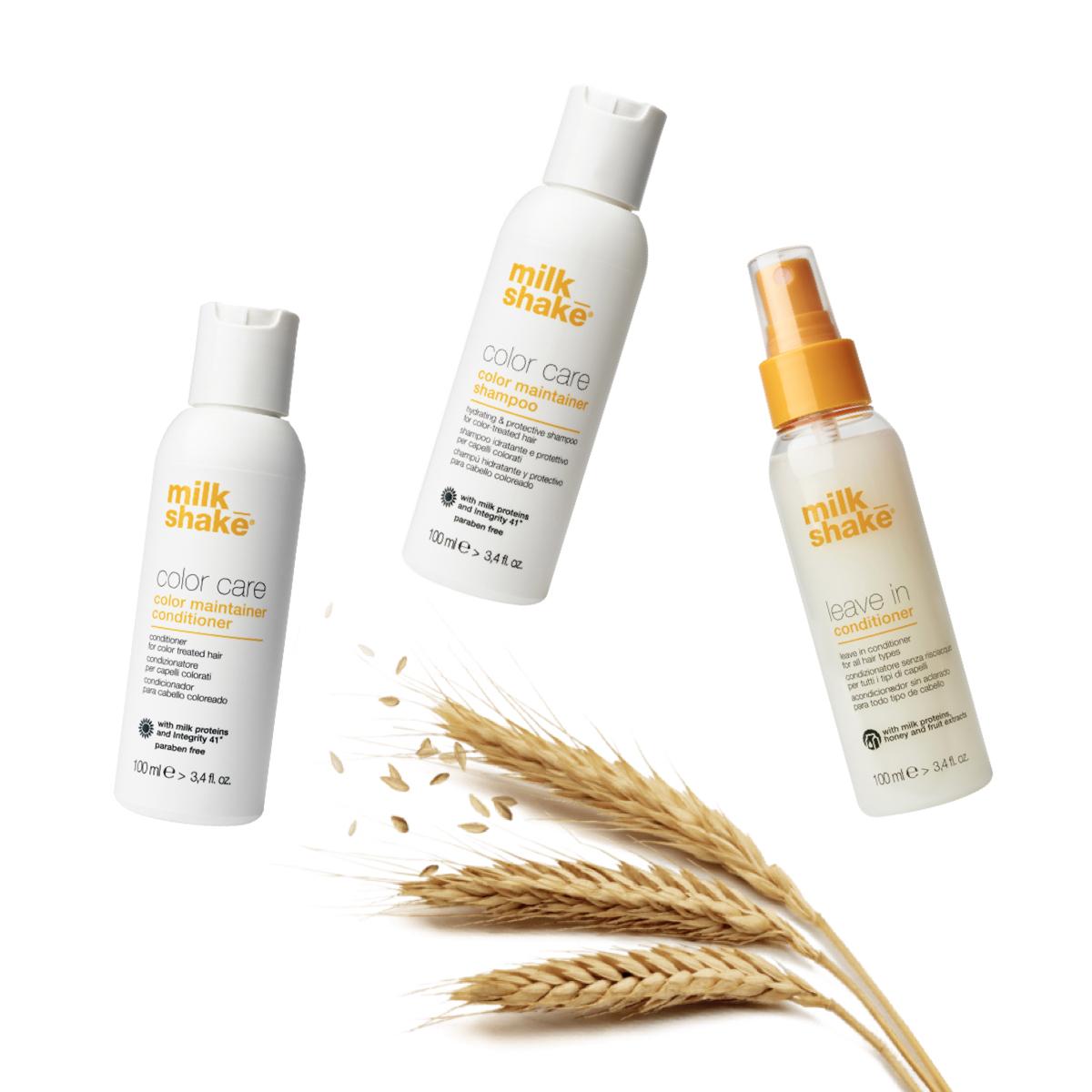 Тревел-набор для защиты цвета волос milk_shake Сolor Care #2