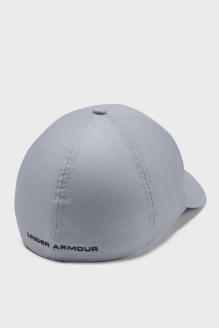 Мужская серая кепка UA Men's Airvent Core Cap 2.0-GRY Under Armour