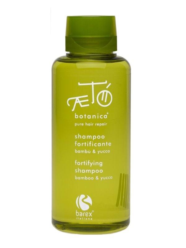 Шампунь укрепляющий с экстрактом бамбука и юкки AETO Barex