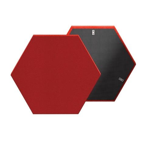 Акустическая съемная панель Echoton hexagon D80 см