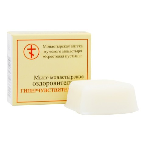 Мыло монастырское оздоровительное