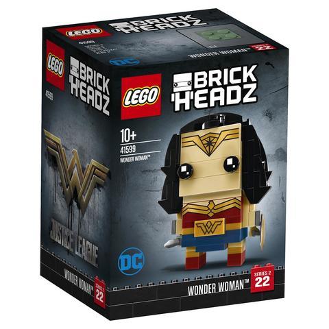 LEGO BrickHeadz: Чудо-женщина 41599 — Wonder Woman — Лего БрикХедз