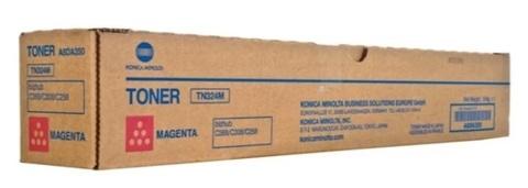 Тонер-картридж Konica Minolta TN-324M A8DA350 пурпурный