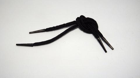 Шнурки для погон черные