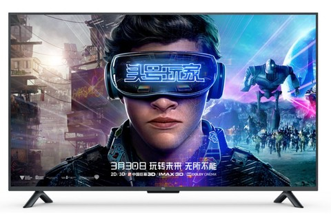 """Телевизор Xiaomi Mi TV 4S 65"""" T2 RU"""