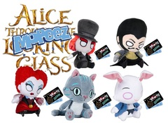 Алиса в Зазеркалье мягкие игрушки Mopeez