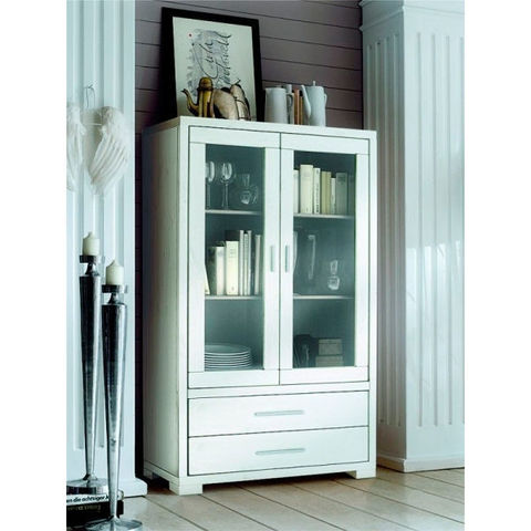 Шкаф с витриной Мэдисон
