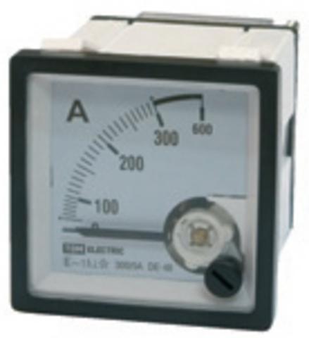 Амперметр А72   600А/5А-1.5 TDM