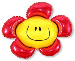 F Мини-фигура Цветочек (солнечная улыбка) красный, 14