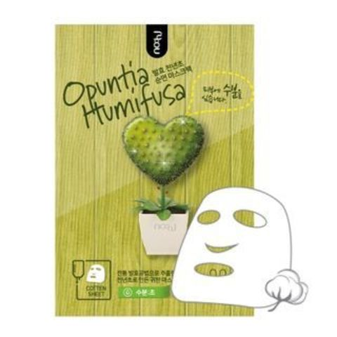 Увлажняющая тканевая маска с экстрактом опунции Opuntia Humifusa Mask Pack (Moisture)