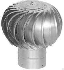 Турбодефлектор крышный ТД-120мм оцинкованный