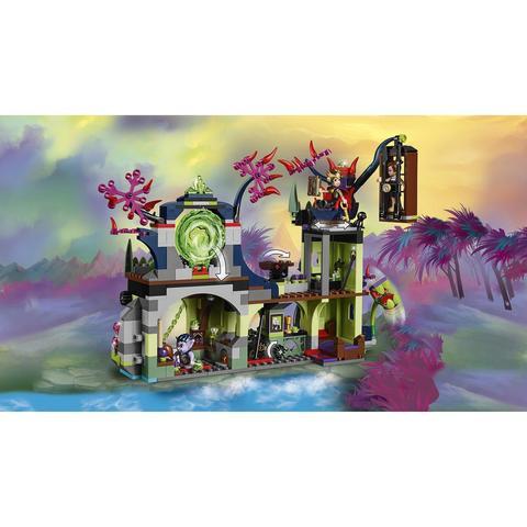 LEGO Elves: Побег из крепости Короля гоблинов 41188 — Breakout from the Goblin King's Fortress — Лего Эльфы