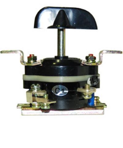 Пакетный переключатель ПП 2-100/Н2 исп.1 2П 100А 220В IP00 TDM