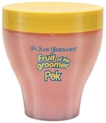 Восстанавливающая маска для шерсти средней длины с витаминами, ISB Fruit of the Grommer Pink Grapefruit