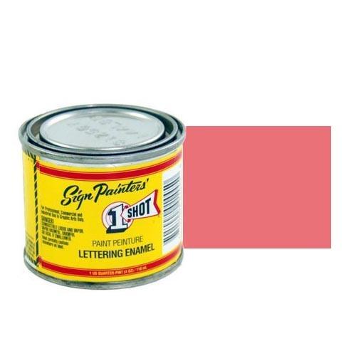 Пинстрайпинг (pinstriping) 168-L Эмаль для пинстрайпинга 1 Shot Розово-лососевый (Salmon Pink), 118 мл SalmonPink.jpg