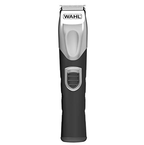 Триммер WAHL Lithium Ion Grooming Kit 9854-616, черный/серебристый
