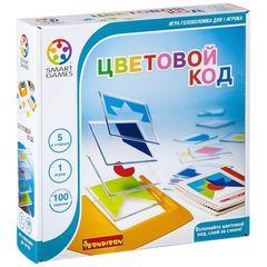 Логическая игра Цветовой код, Bondibon