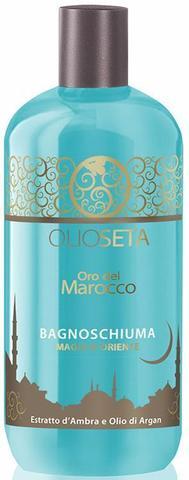 Гель для душа Магия Востока, BAREX OLIOSETA ORO DEL MAROCCO,500 мл.