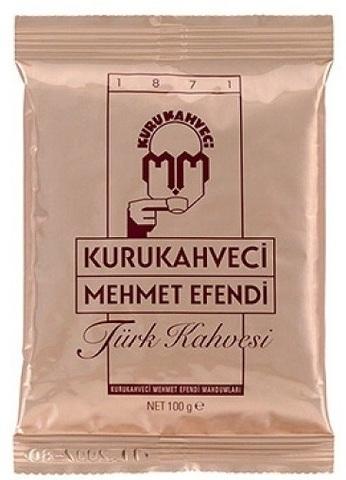 Турецкий кофе  Mehmet Efendi (Мехмет Эфенди) 100 гр
