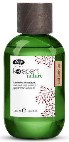 Шампунь против выпадения волос Keraplant Lisap