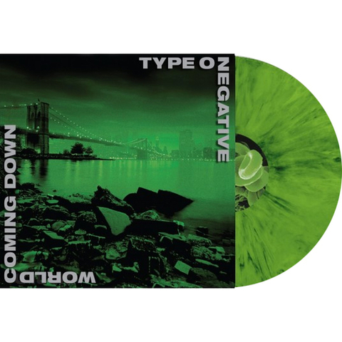 Type O Negative / World Coming Down (Limited Edition)(Coloured Vinyl)(2LP)