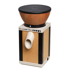 Электрическая мельница для зерна KoMo KoMoMio, черный