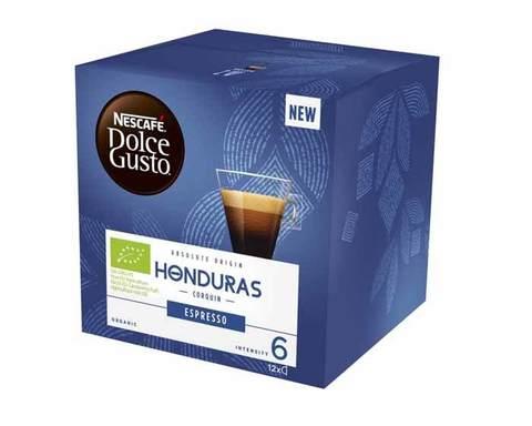Кофе в капсулах Dolce Gusto Espresso Honduras, 12 капсул