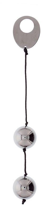 Металлические вагинальные шарики RANGE DOMINO METALLIC BALLS